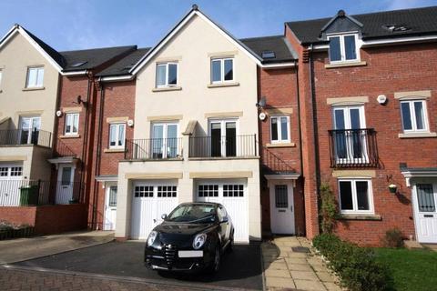 3 bedroom terraced house to rent - St Michaels Close, Charlton Kings, Cheltenham, Glos, GL53