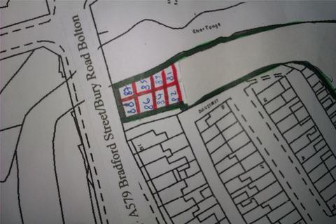 Land for sale - Land To The West Of The River Tonge, Rear Of A579 Bradford Street, Bolton, Greater Manchester, BL2