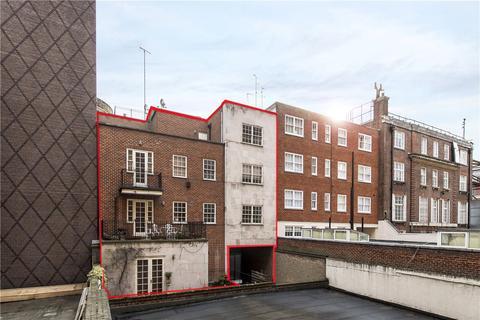 Plot for sale - Three Kings Yard, London, W1K