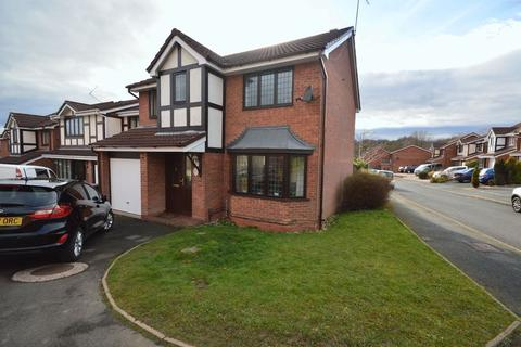 4 bedroom detached house for sale - Swansmede Way, Telford