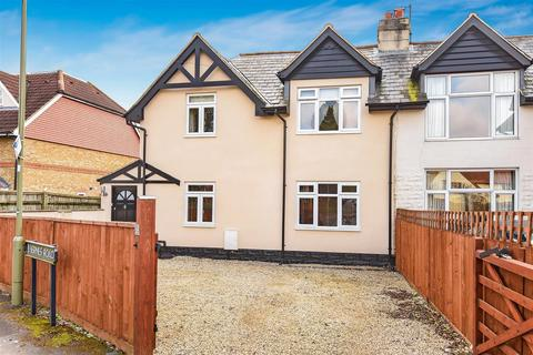 3 bedroom semi-detached house for sale - Hernes Road, North Oxford