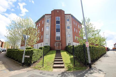 2 bedroom apartment to rent - Bretby Court, Greenhead Street, Burslem, Stoke On Trent, ST6 4AQ