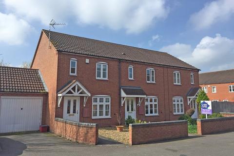 2 bedroom terraced house to rent - Lee Meadowe, Chase Meadow, Warwick
