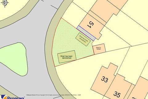 Land for sale - St. Peters Road, Oxford