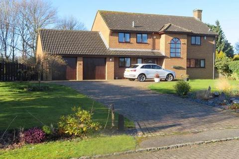 4 bedroom detached house for sale - Heronsford, West Hunsbury, Northampton, NN4