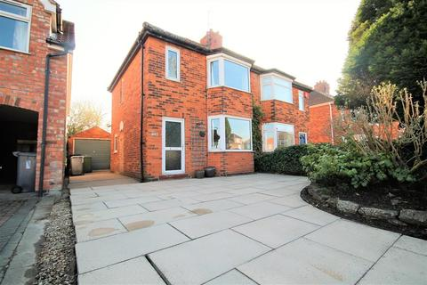 3 bedroom semi-detached house for sale - Grants Avenue, York, YO10 4HZ