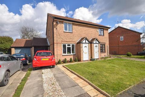 3 bedroom semi-detached house for sale - Mickleborough Way, West Bridgford, Nottingham