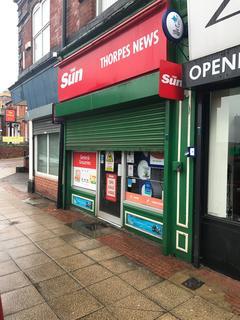Shop for sale - 133 Upperthorpe Road