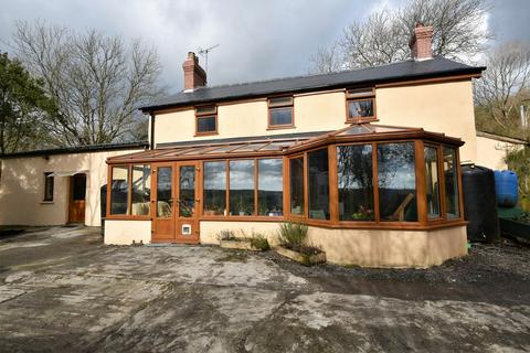 4 bedroom property with land for sale - Llandewi Velfrey, Whitland SA67