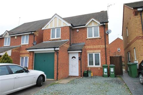 3 bedroom semi-detached house to rent - Darien Way, Leicester, LE3