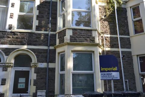 4 bedroom flat to rent - F1 14, Ruthin Gardens, Cathays, Cardiff, South Wales, CF24 4AU