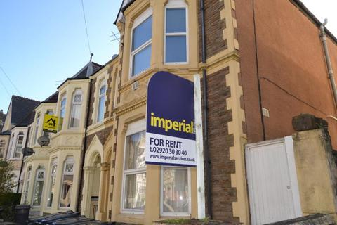 2 bedroom flat to rent - F3 71, Claude Road, Roath, Cardiff, South Wales, CF24 3QB