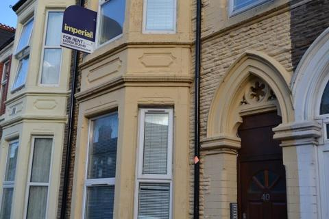 1 bedroom flat to rent - F1 40, Monthermer Road, Roath, Cardiff, South Wales, CF24 4RA
