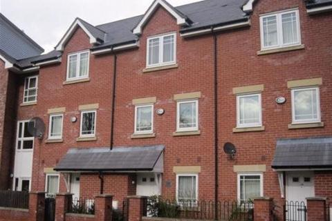 4 bedroom townhouse to rent - Chorlton Road, Manchester