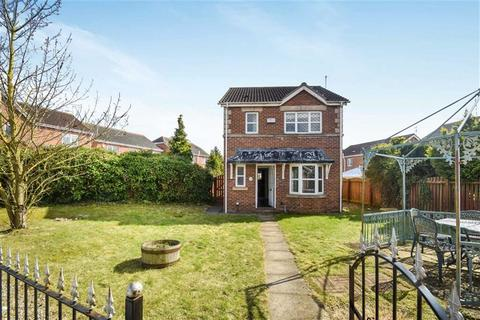3 bedroom detached house for sale - Raleigh Drive, Victoria Dock, Hull, East Yorkshire, HU9