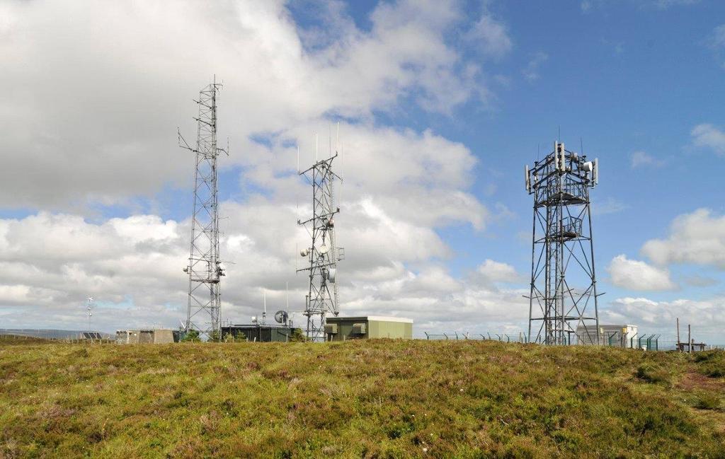 Lot 4 Telecom Mast
