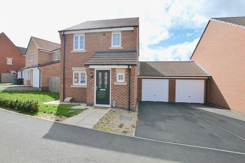 3 bedroom detached house for sale - Loch Lomond Way, Peterborough