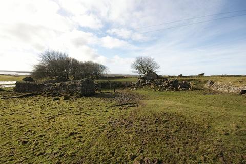 Land for sale - Bolventor, Bodmin Moor