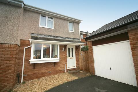 3 bedroom semi-detached house for sale - Hallett Close, Latchbrook, Saltash