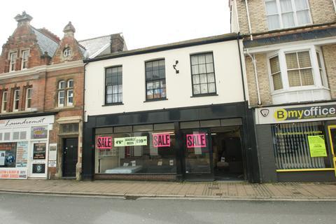 Mixed use for sale - Bear Street, Barnstaple EX32