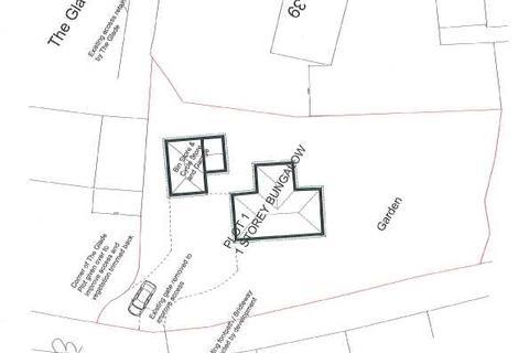Land for sale - The Glade, School Lane, Gwaelod-y-Garth