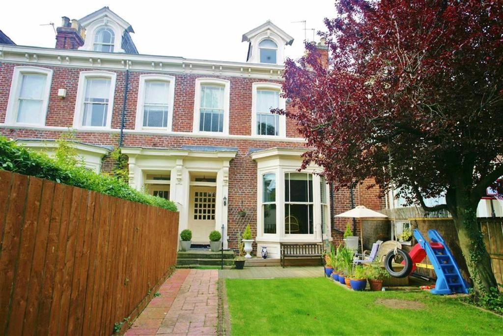 5 Bedrooms Terraced House for sale in Thornhill Terrace, Thornhill, Sunderland, SR2