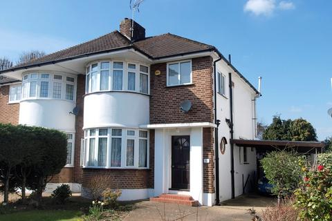 3 bedroom semi-detached house to rent -  Timbercroft,  Epsom, KT19