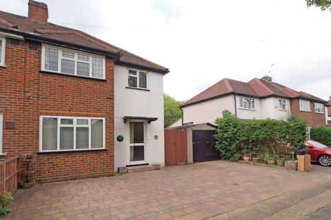 3 bedroom semi-detached house to rent - The Hawthorns, Ewell, Surrey, KT17