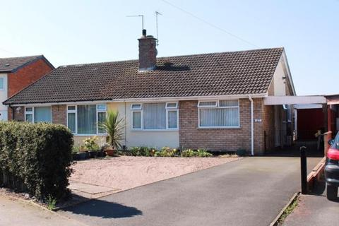 2 bedroom semi-detached bungalow for sale - 27 Broomfield Road, Newport, Shropshire, TF10 7PL