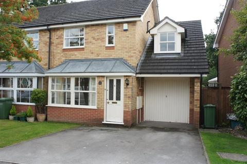 3 bedroom semi-detached house to rent - Manton Croft, Dorridge, B93 8TD