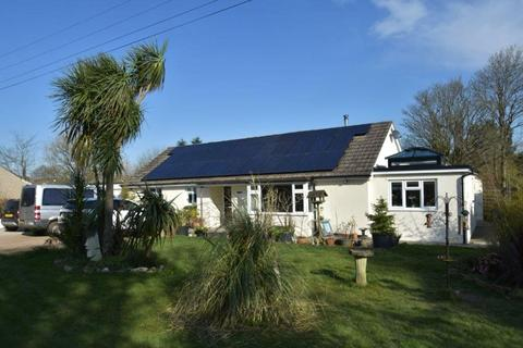 4 bedroom detached bungalow for sale - Talskiddy, St. Columb