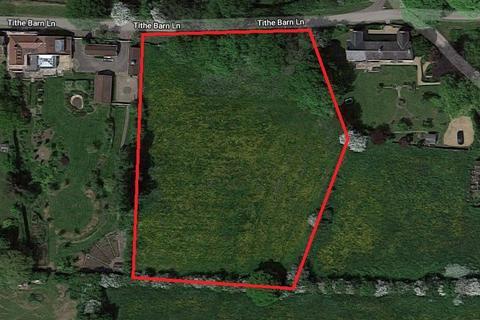 Land for sale - Tithe Barn Lane, Bardsey, Leeds, West Yorkshire, LS17