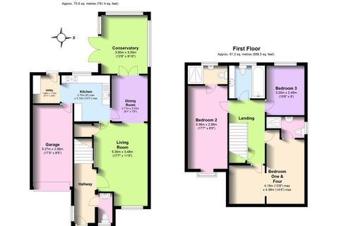 4 bedroom detached house for sale - Nolan Close, Longford