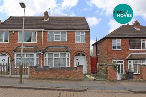 3 bedroom semi-detached house for sale - Milverton Avenue, Leicester