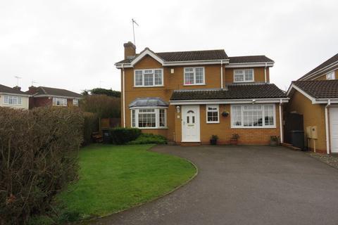 5 bedroom detached house for sale - Wisley Close, East Hunsbury, Northampton, NN4