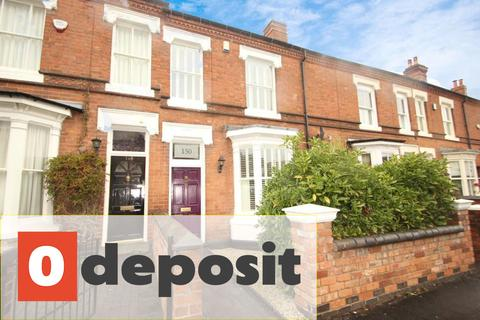 3 bedroom terraced house to rent - Park Hill Road, Harborne, Birmingham. B17 9HD