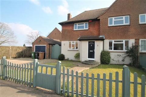 3 bedroom semi-detached house to rent - Huntington Road, Coxheath, Maidstone, Kent, ME17 4EA