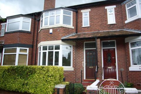 4 bedroom terraced house to rent - Claude Road, Chorlton, Manchester, M21 8BZ
