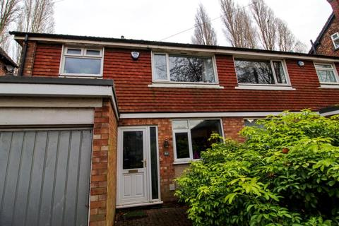 3 bedroom semi-detached house to rent - Malvern Grove, Didsbury, M20