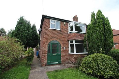 3 bedroom semi-detached house to rent - Tuscan Road, Didsbury, M20