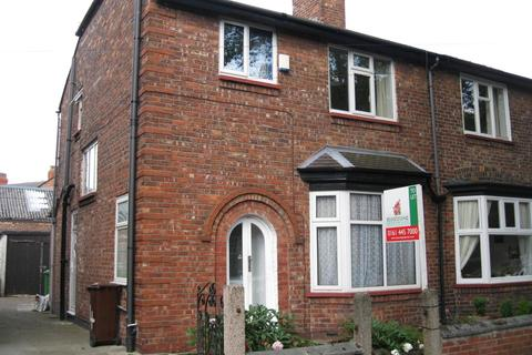4 bedroom semi-detached house to rent - Malton Ave, Chorlton, M21