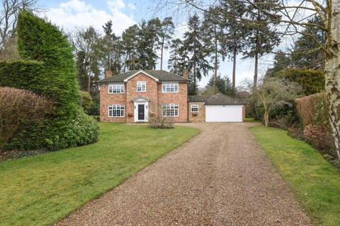 4 bedroom detached house to rent - Greenways Drive, Sunningdale, SL5