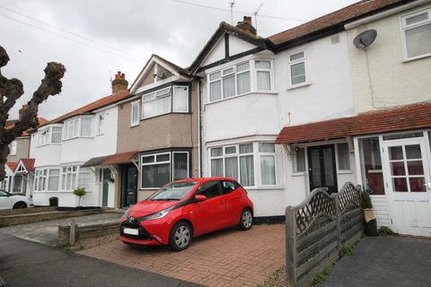 3 bedroom terraced house to rent - Tennyson Avenue, New Malden