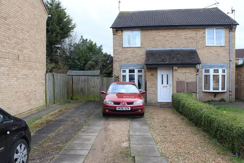 2 bedroom semi-detached house for sale - Uldale Way, PETERBOROUGH, PE4