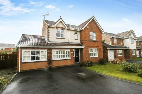 4 bedroom detached house for sale - Holyfields, West Allotment, Tyne And Wear