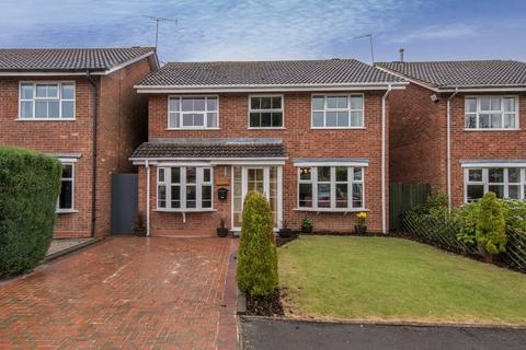 5 bedroom detached house for sale - Tysoe Close, Hockley Heath