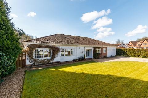 4 bedroom detached bungalow for sale - 6 Forrestfield Crescent, Newton Mearns, G77 6DZ