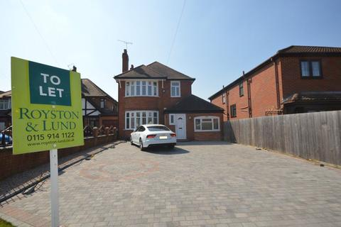 4 bedroom detached house to rent - Loughborough Road, West Bridgford