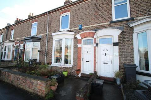 3 bedroom terraced house for sale - POPPLETON ROAD, YORK, YO24 4TT