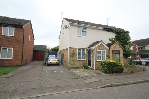 2 bedroom semi-detached house for sale - Burgess Field, Chelmer Village, CHELMSFORD, Essex